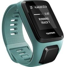 GPS Watch TomTom Spark 3 Cardio + Music - Aqua