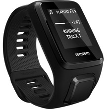 GPS Watch TomTom Spark 3 Cardio - Black