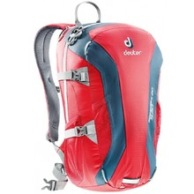 Mountain-Climbing Backpack DEUTER Speed Lite 20 - Red-Blue