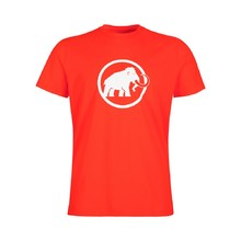 Men's T-Shirt MAMMUT Logo - Spicy