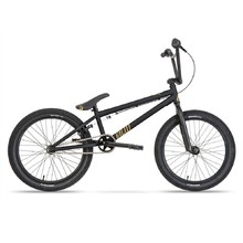 "BMX Bike Galaxy Spot 20"" – 2020 - Black"