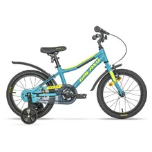 "Children's Bike Galaxy Sputnik 16"" – 2020 - Blue-Yellow"