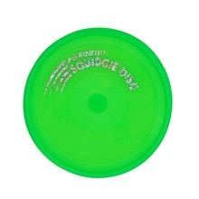 Aerobie SQUIDGIE flying disc - Green