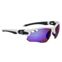 Cycling Glasses Kellys Stranger - White