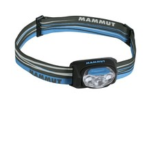 Headlamp MAMMUT T-Peak - Blue-Black