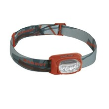 Headlamp MAMMUT T-Trail - Orange-Grey