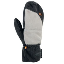 Winter Gloves FERRINO Tactive - Black-Grey