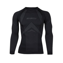Woman functional new crew-neck Brubeck long-sleeve
