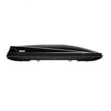 Car Roof Box Thule Touring Alpine Black