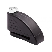 Motorcycle Disc Alarm Lock Tokoz - Black