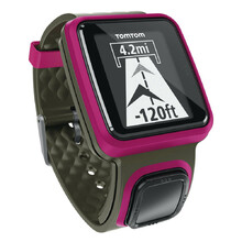 GPS Watch TomTom Runner Pink
