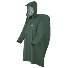 Raincoat FERRINO Trekker S/M - Green
