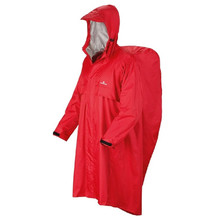 Raincoat FERRINO Trekker L/XL - Red