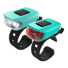 Light Set Kellys Vega USB - Turquoise