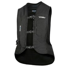 Airbag Vest Helite Turtle 2 Extra Wide - Black