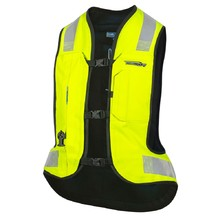 Airbag Vest Helite Turtle 2 HiVis Extra Wide - Yellow