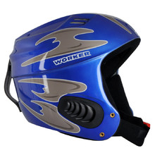 Vento Gloss Graphics Ski Helmet  WORKER - Blue  Graphics