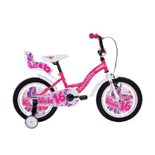 "Children's Bike Capriolo Viola 16"" – 2017"