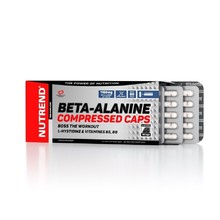 Amino Acids Nutrend Beta-Alanine Compressed Caps – 90 Capsules