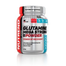 Amino Acids Nutrend Glutamine Mega Strong Powder 500g