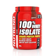 Powder Concentrate Nutrend 100% WHEY Isolate 900g