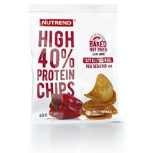 High Protein Chips Nutrend 6x40g