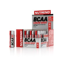 Amino Acids Nutrend BCAA Liquid Shot 20x60 ml