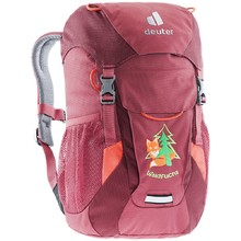 Children's Backpack Deuter Waldfuchs - Cardinal-Maron
