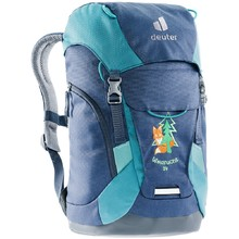 Children's Backpack Deuter Waldfuchs 14 - Midnight-Petrol