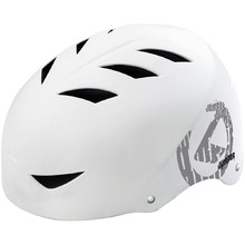 Freestyle Helmet Kellys Jumper - White Grey