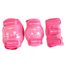 Protector Set WORKER Kinder 6 pcs - Pink