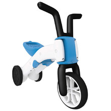 Children's Tricycle – Balance Bike 2in1 Chillafish Bunzi - Blue
