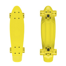"Penny Board Fish Classic 22"" - Yellow-Yellow-Transparent Yellow"