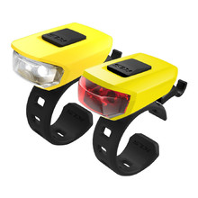 Light Set Kellys Vega USB - Yellow