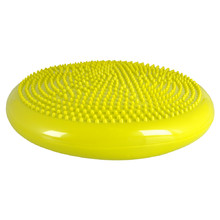 Balance Cushion inSPORTline Bumy BC100 - Dark Yellow-Green