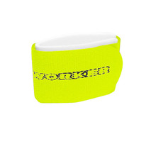Fastening straps for cross country bands WORKER - Yellow