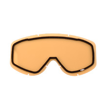 Replacement Lens for Ski Goggles WORKER Gordon - Yelow