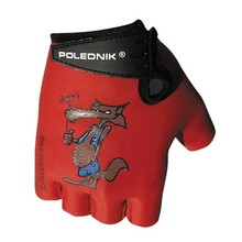Cycling Gloves Polednik Baby - Wolf