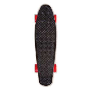 Penny Board Street Surfing Fizz Board - Black-Red