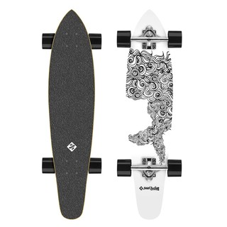 Longboard Street Surfing Sealocks 36""