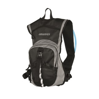 Cycling Backpack Ozone Kona - Black-Grey