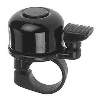 Small Bike Bell Cyklošvec - Black