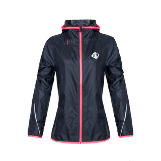 Women's running cagoule Newline Imotion Hood - Dark Blue