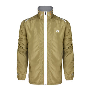 Men's Running Jacket Newline Imotion – without Hood - Olive Green