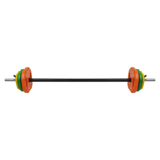 Barbell Set inSPORTline Pump 2-20kg (30mm)