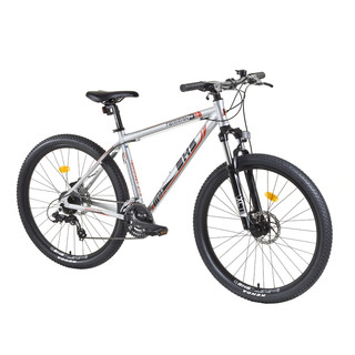"Mountain bike DHS Terrana 2725 27.5"" - model 2015 - Silver-Orange"