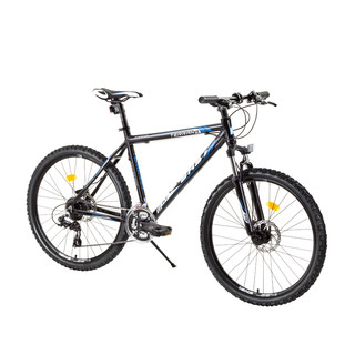 "Mountain bike DHS Terrana 2627 26"" - model 2015 - Black-Blue"