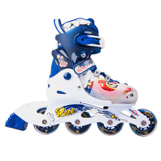 Children's Inline Skates WORKER 116A
