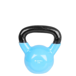 Vinyl Coated Dumbbell inSPORTline Ketlebel 8kg