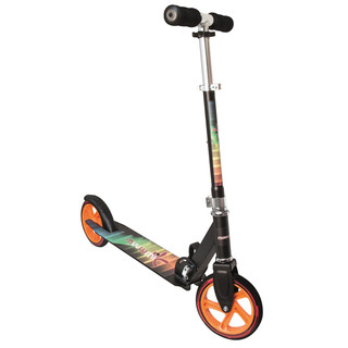 Folding Scooter Authentic Muuwmi 180 OR Black-Orange
